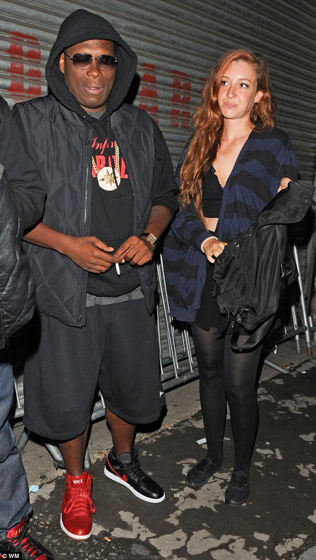 Kate Rothschild and Jay Electronica, 2012-2014