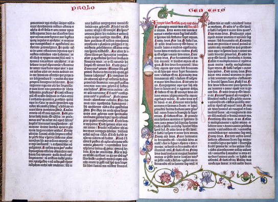 Luther Bible, 1455