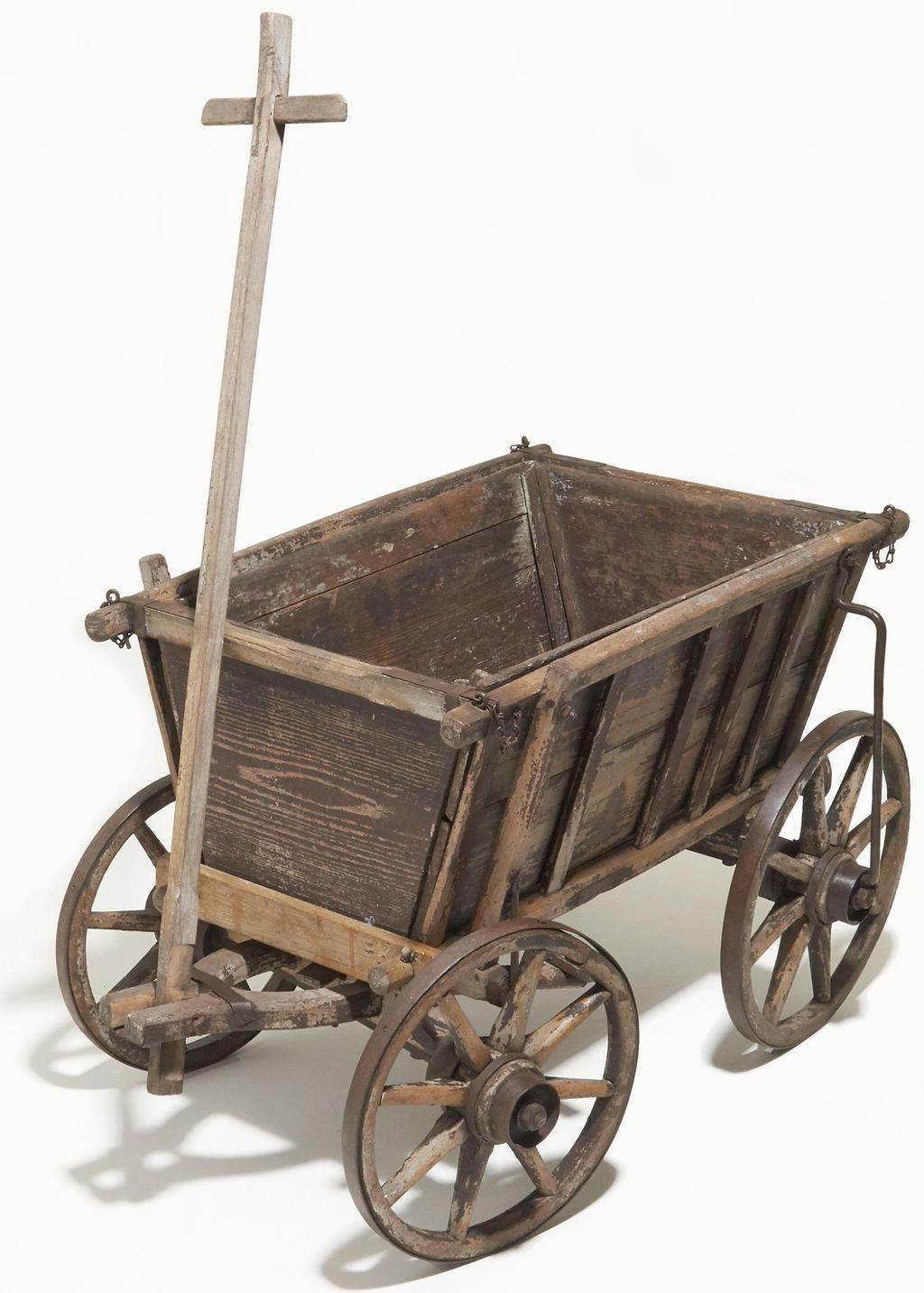 German Refugee Cart, 1945