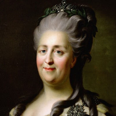 Catherine II the Great(1729 – 1796)