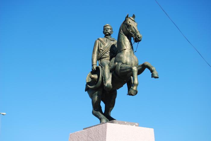 Statue of Emiliano Zapata, ?, Culiacan, Mexico