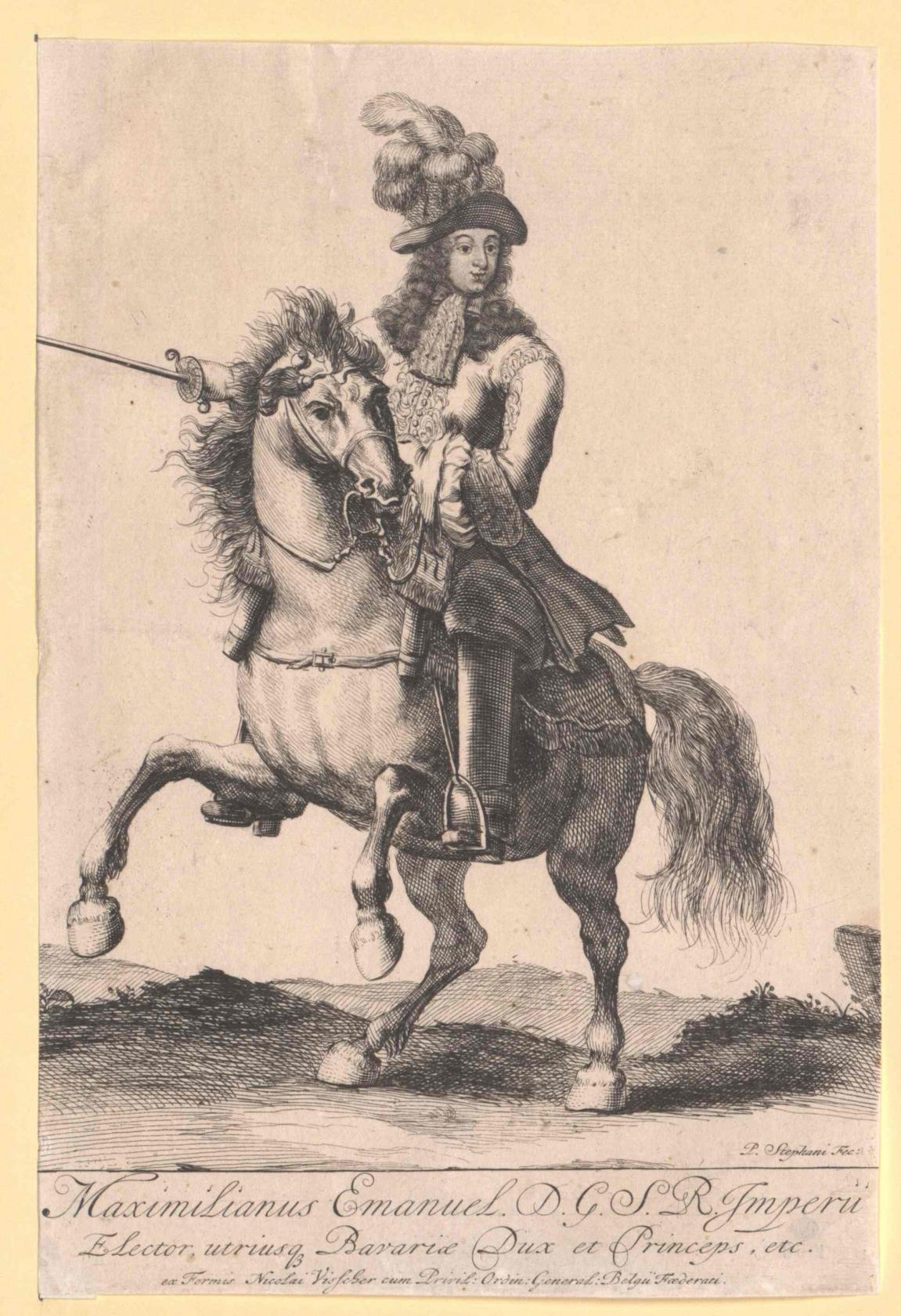 Maximilian II Emanuel, Elector of Bavaria,?
