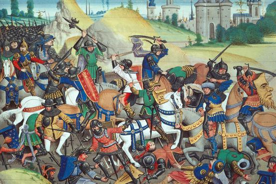 Siege of Antioch, 1097-98, 14th century, ?