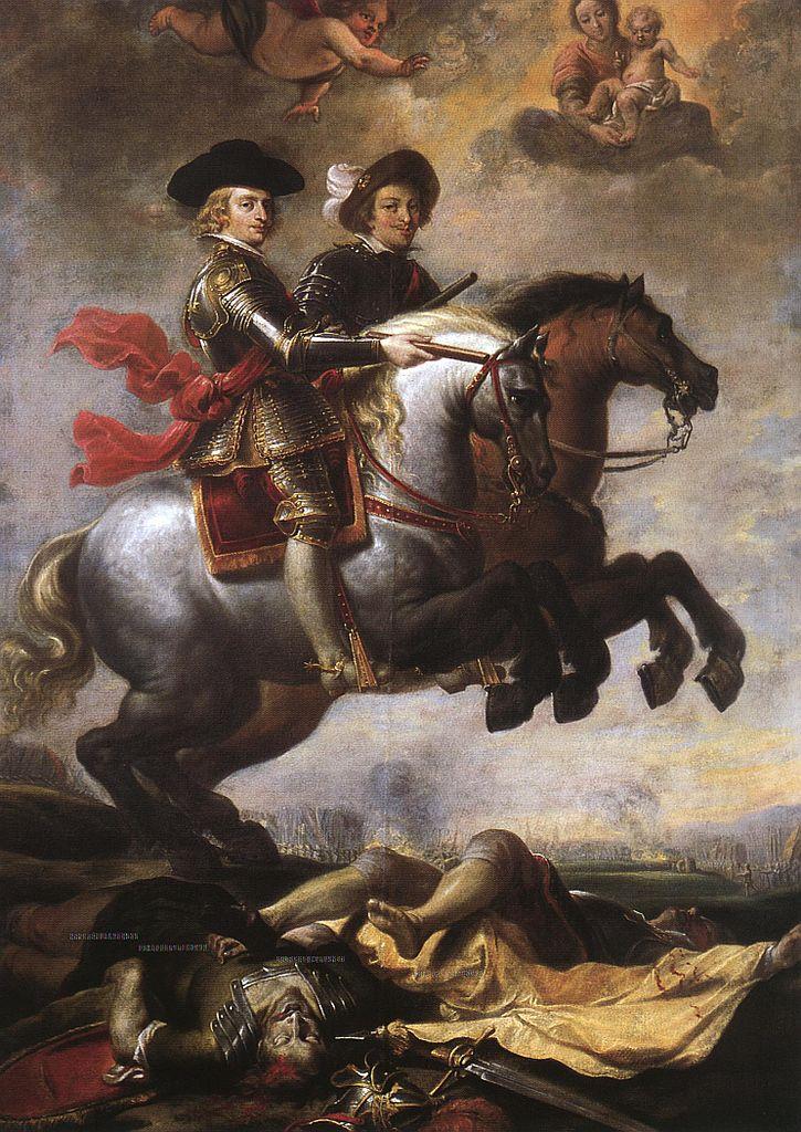 Battle of Nördlingen, 1615-55, Cornelis Schut