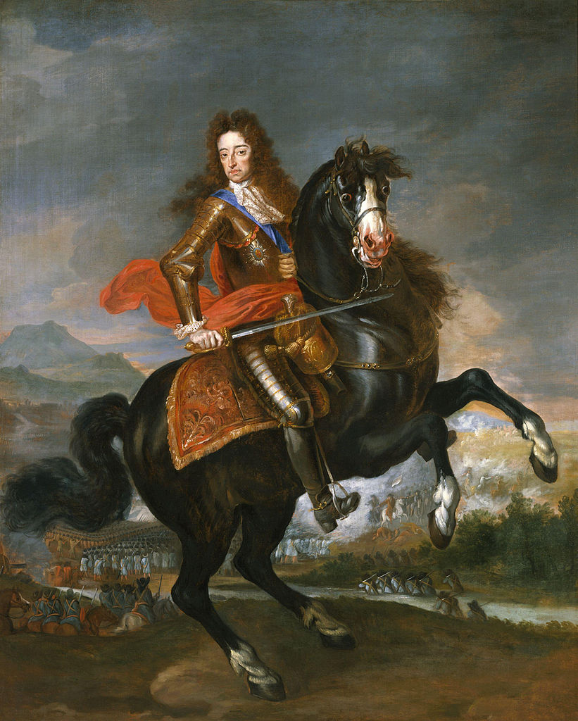 King William III, cr. 1690, Unknown