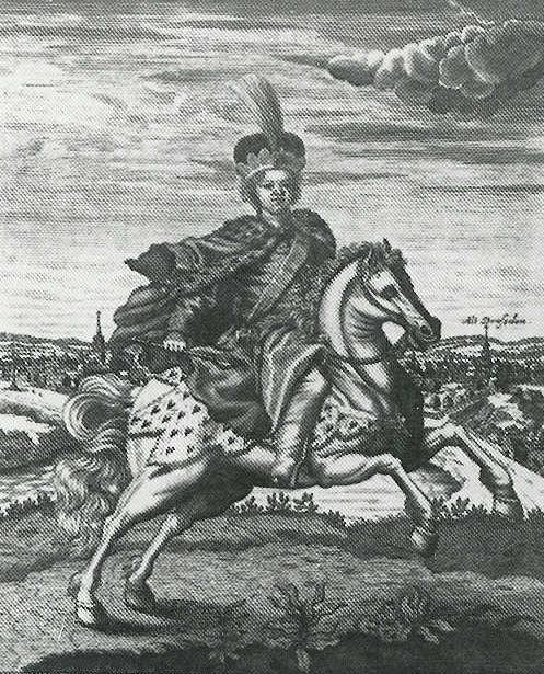 August III, 1704, Johann Christoph Oberdorffer
