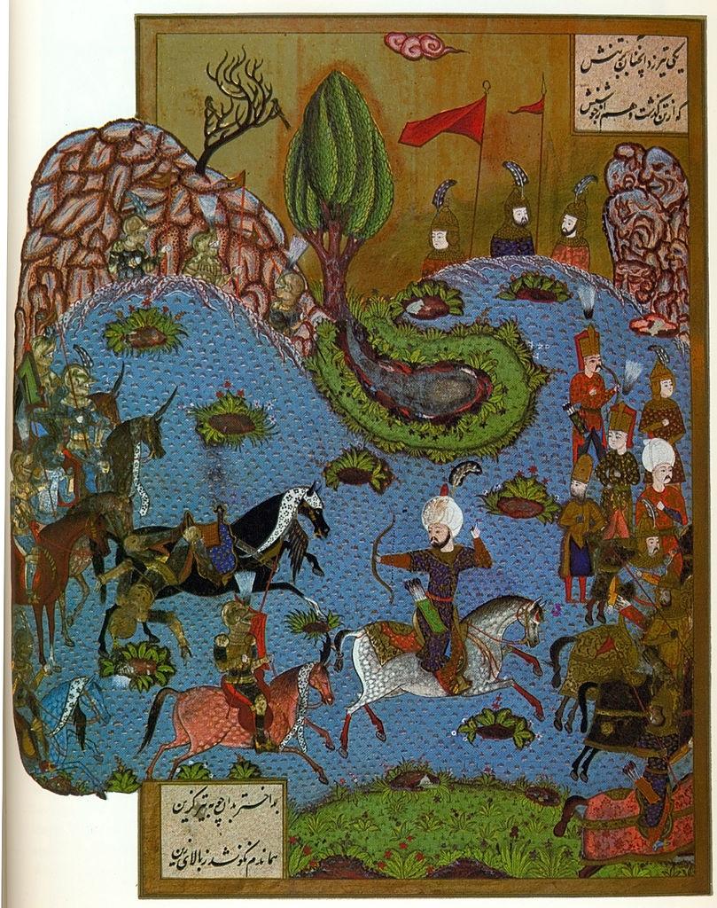 Battle_at_Lipova, 1551, second half of the 16th century, Ottoman Empire