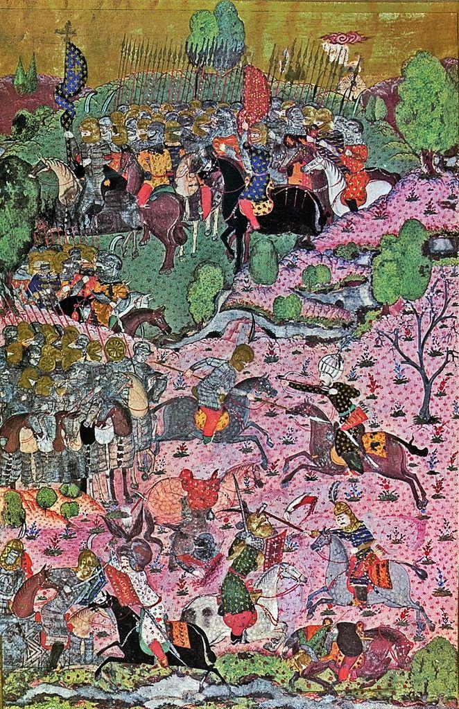 Battle of Mohács, 16th century, Ottoman Empire