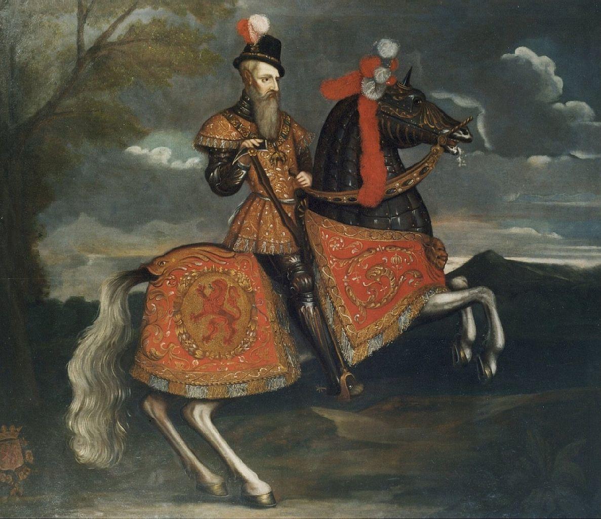 Reinoud III van Brederode, circa 1550, Cornelis Anthonisz