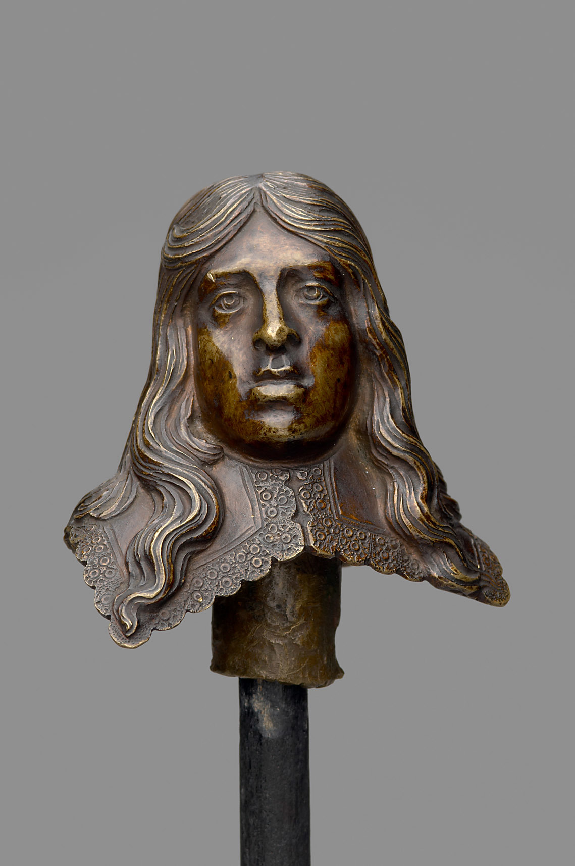 Replaceable head (Archduke Leopold, later Emperor Leopold I), 1600-1658, Caspar Gras