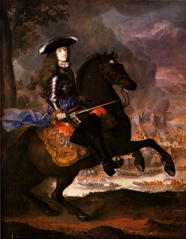 Maximilian II Emanuel, ?, Ferdinand Karl Bruni