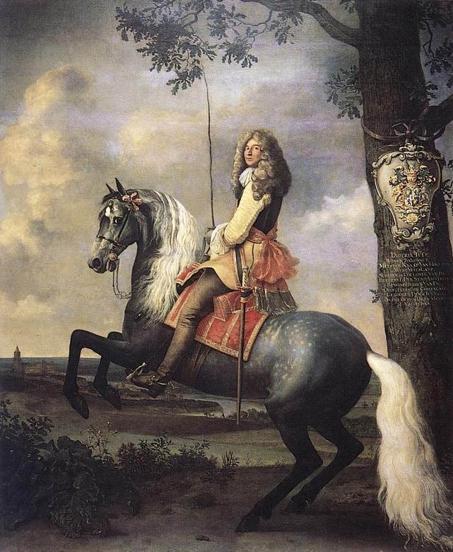 Diederik Tulp, 1653, Paulus Potter, Netherlands