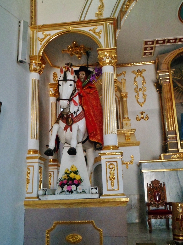 Saint James the Apostle Church, contemporaty, Atlacomulco, Mexico