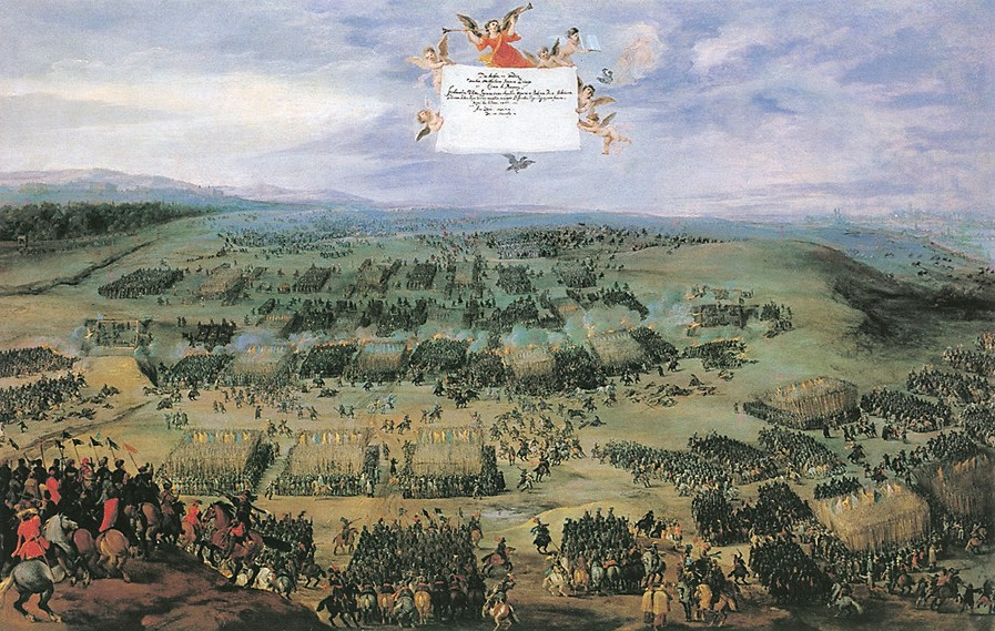 Battle of White Mountain, 1620, Peter Snayers, Flemish