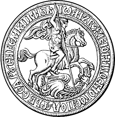 Seal of Ivan III, 1472