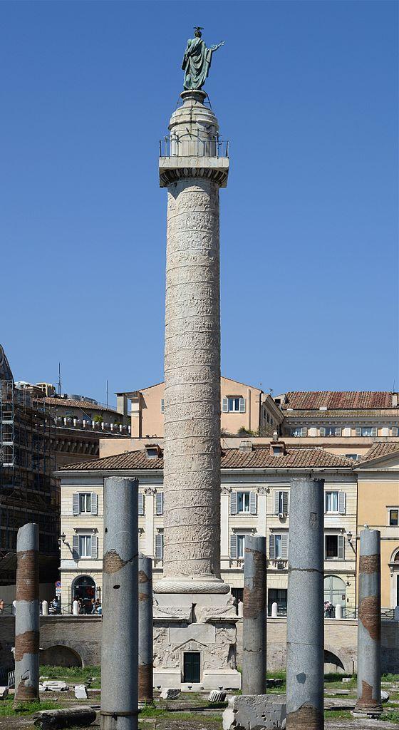 Trajan's Column, 113 AD, Rome