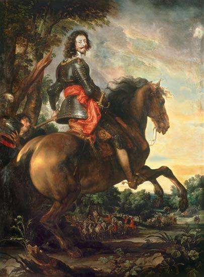 The Duke of Arenberg, before 1641, Anthony van Dyck