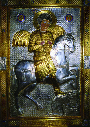 Saint George's Icon, 2004