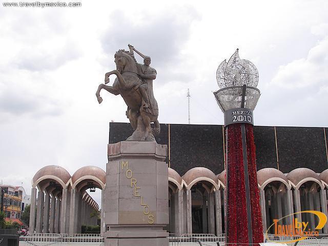 Statue of José María Morelos, ?, Toluca, Mexico