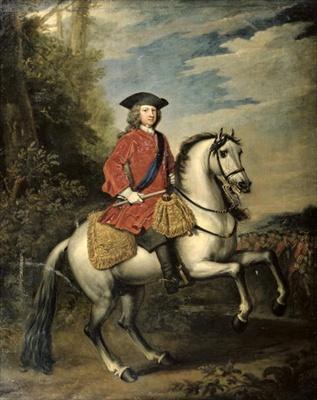 Portrait of King George I, 1717, Godfrey Kneller