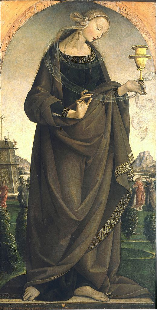 Artemisia, 1492, Master of the Griselda Legend, Italy