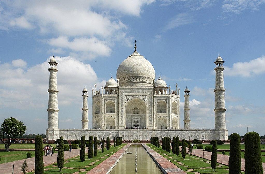 Taj Mahal, 1632–53, Ustad Ahmad Lahauri, Agra, India